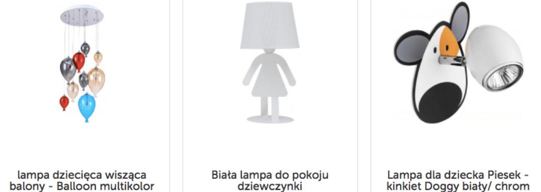 Children lamps