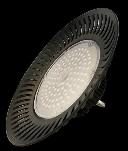 Fekete műszaki lámpatest High Bay 200 W Szín: Hideg IP65