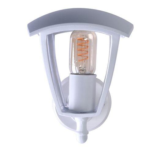 Fox White 1x E27 IP44 kerti fali lámpa