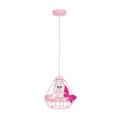 Pink Kago Pink 1 Xe27 medál lámpa