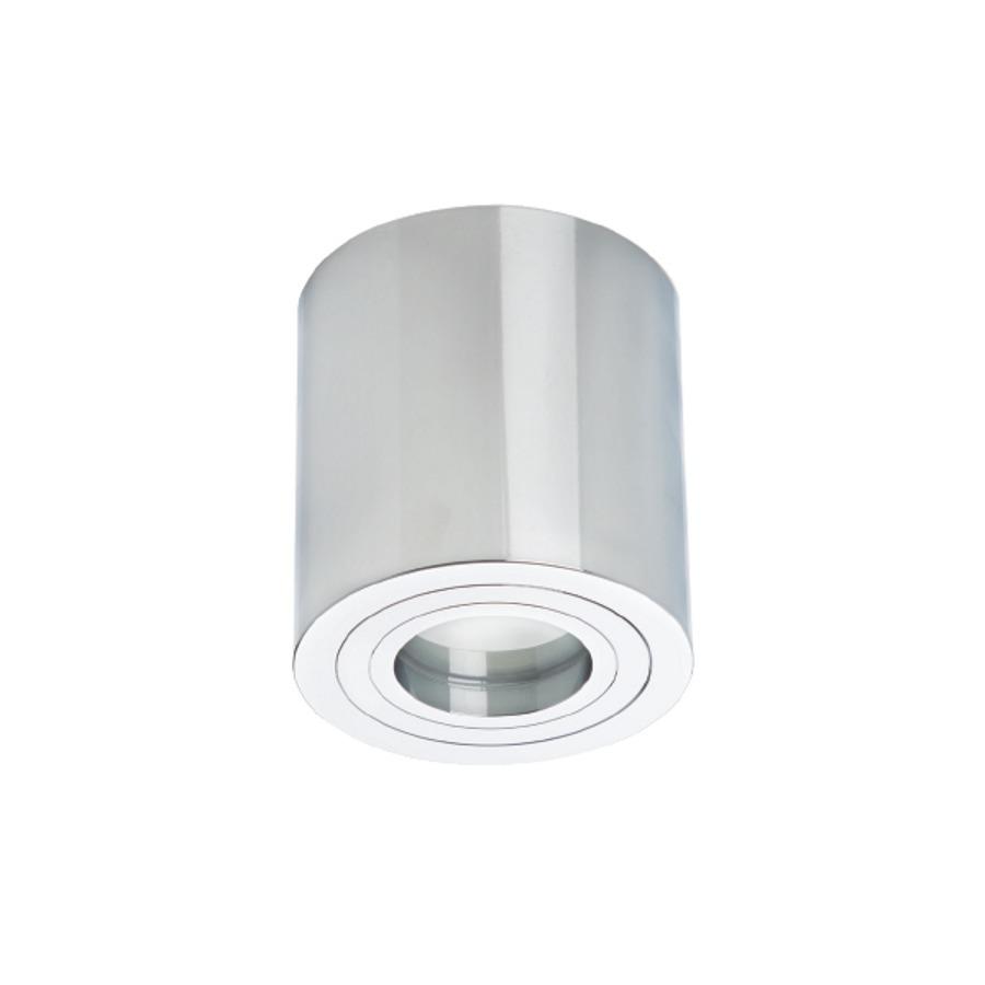 Faro felületre szerelhető króm IP65 lámpatest