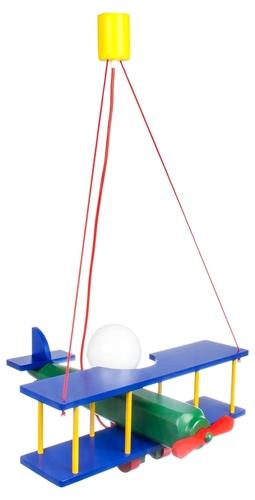Lógó lámpa gyereknek, nagy Repülőgép 104.11.08