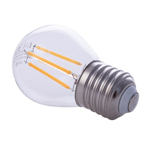 4 W-os LED izzólámpa G45 E27 2700K