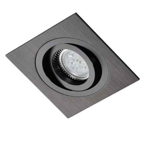 Fekete négyzet alakú levilágítás Alcazar 541.BB