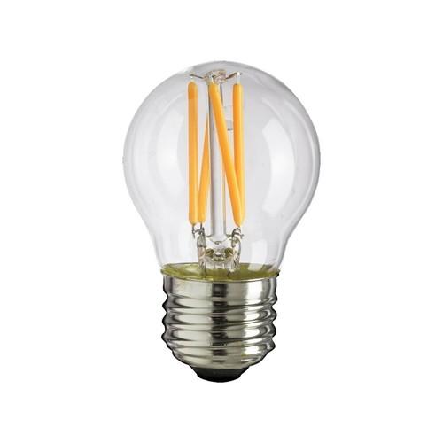4W-os LED izzólámpa G45 E27 4000K