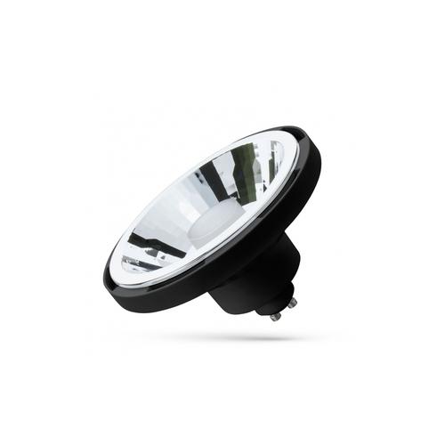 Led Ar111 10w Gu10 Smd 230v Fekete 30. Cct + Dimm Wi-Fi / Bt Spectrum Smart