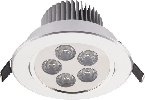 Világítótest: DOWNLIGHT LED V SILVER