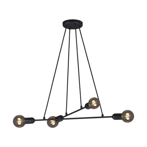 Függő lámpa K-4380 a SITYA BLACK sorozatból