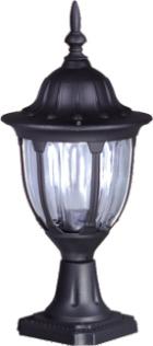 Alacsony külső K-5007S2 / N fekete álló lámpa a Vasco sorozatból