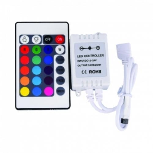 Az IP20 RGB LED lineáris modul meghajtója