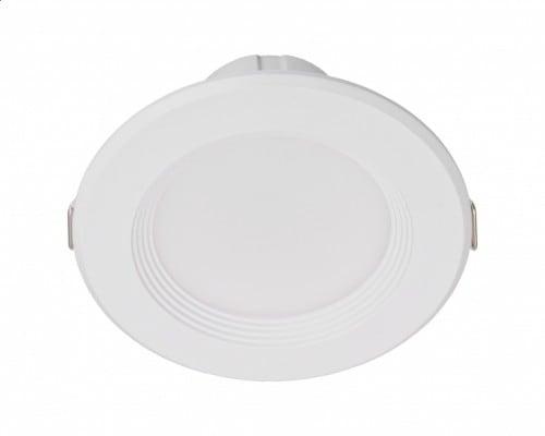 LED fehér kerek lámpatest 11W 230V IP20 4000K