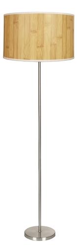 Fa padlólámpa 1X60W E27 fenyő + Lámpaernyő ugyanaz az index