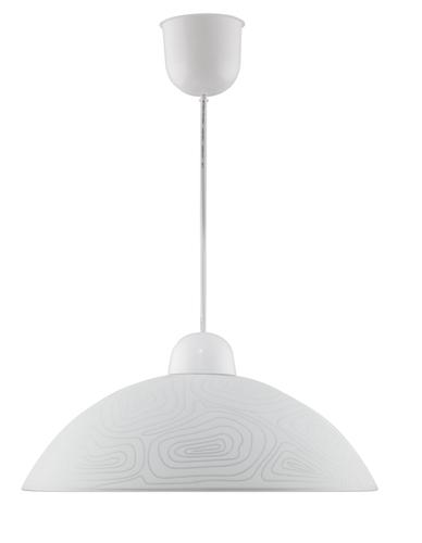 Édesgyökér függesztett lámpa 1X60W E27