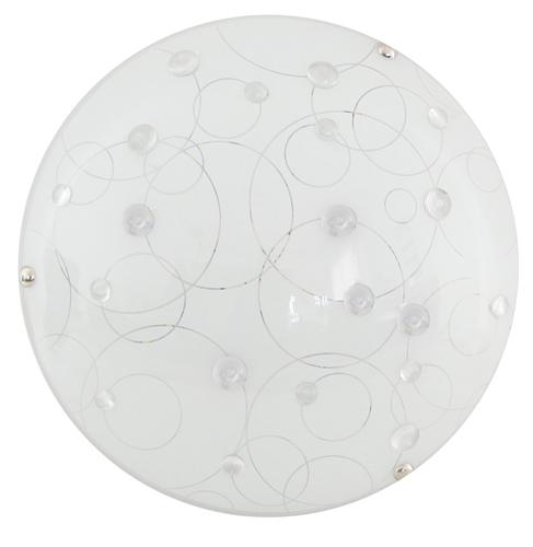 Astro mennyezeti lámpa Plafond 30 1x10W led 3000K átlátszó