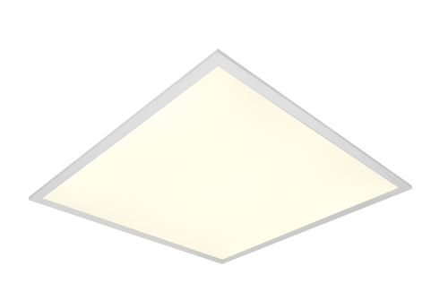 LED panel fehér négyzet 60W 230V IP20 4000K