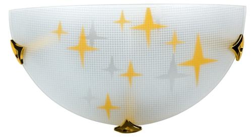 Stars mennyezeti lámpa Plafon1 / 2 1X60W E27 Ambra