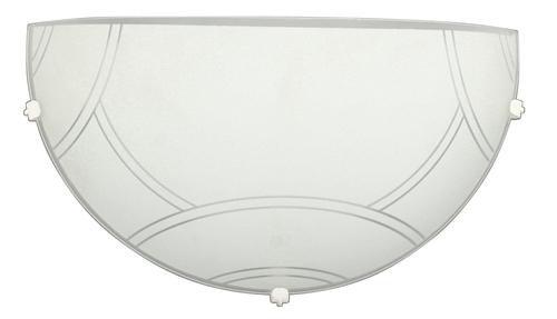 Rozetta mennyezeti lámpa Plafon1 / 2 Eco1X60W