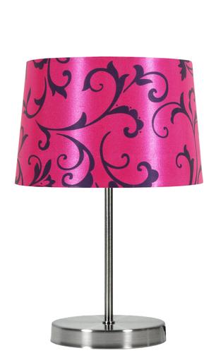 Arosa lámpa 1X40W E14 rózsaszín