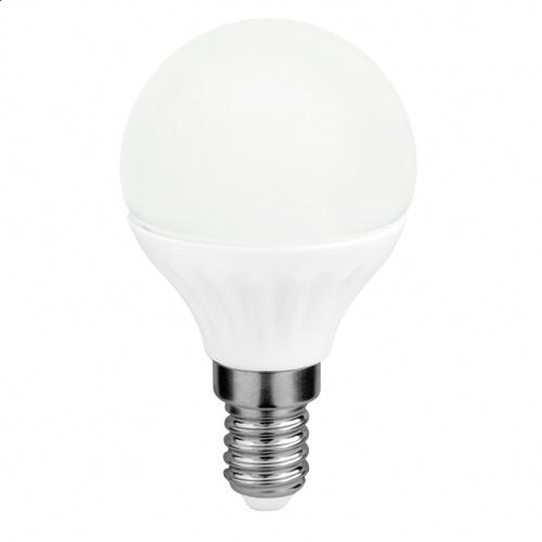 LED izzó G45 6.5W E14 3000K
