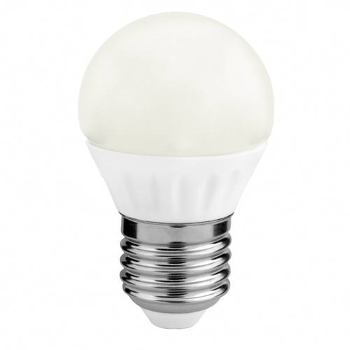 LED izzó G45 6.5W E27 3000K