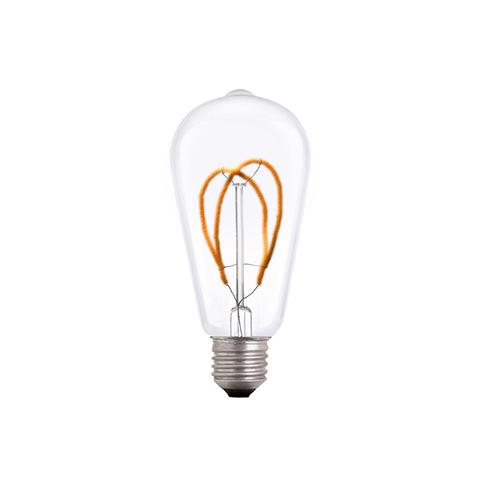 Dekoratív izzó LED íj E27 3,5 W 2000k 230V
