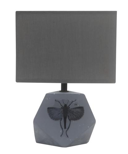 Animi szekrénylámpa 1X40W E14 sötétszürke