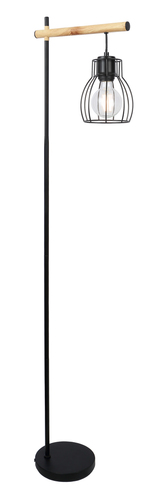 Bernita állólámpa 1X60W E27 fekete