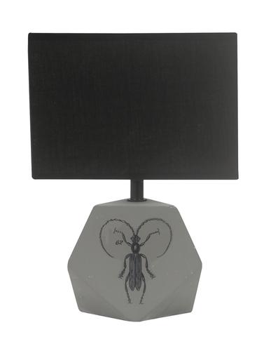 Animi szekrénylámpa 1X40W E14 világosszürke