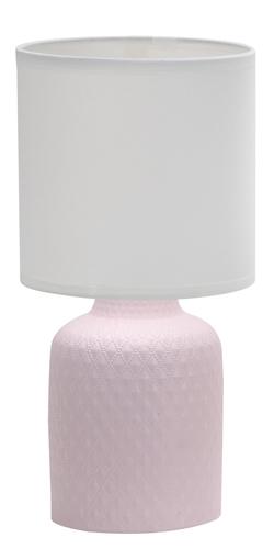 Iner kabinetlámpa 1X40W E14 rózsaszín