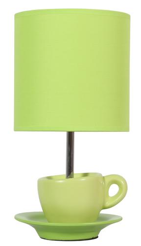Cinkszekrényes lámpa 1X60W E27 pisztácia