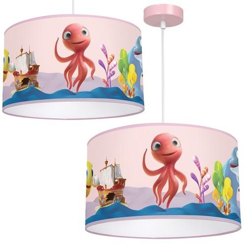 Függőlámpa Octopus Lola Mini 1x E27