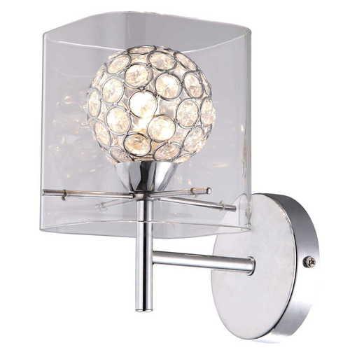 Modern gyertya Spark átlátszó lámpaernyő