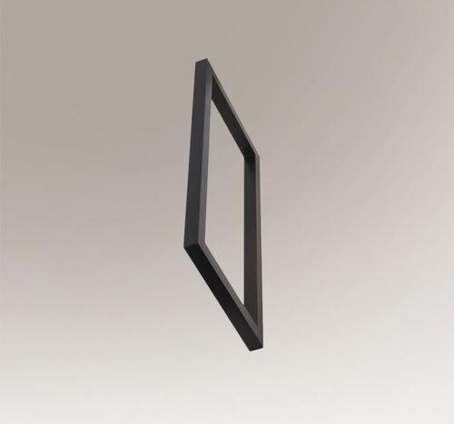 Fali lámpa Shilo ZAOSU 7902 fekete