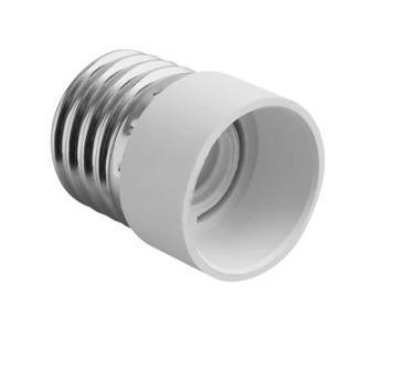 Adapter / E27 - E14 GTV adapter
