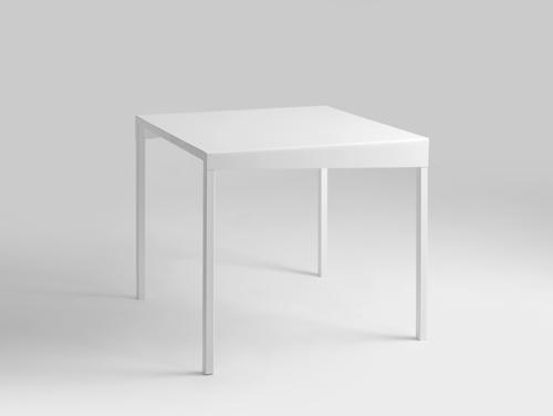 OBROOS METAL 80x80 étkezőasztal