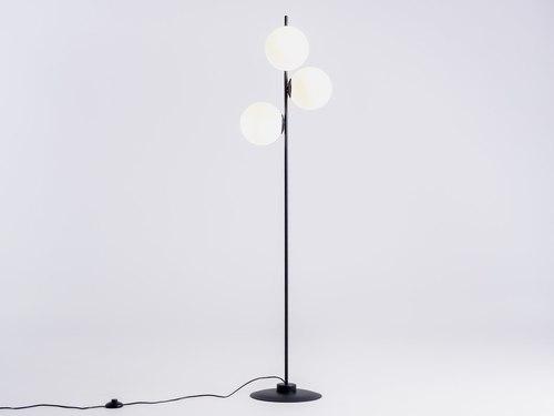 BOBLER állólámpa - fekete