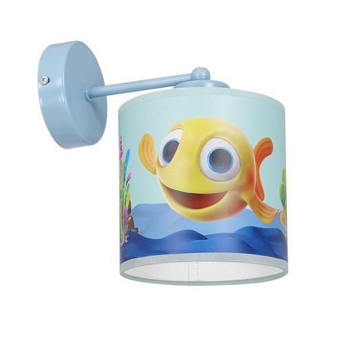 Fali lámpa Rybka Mini 1x E27
