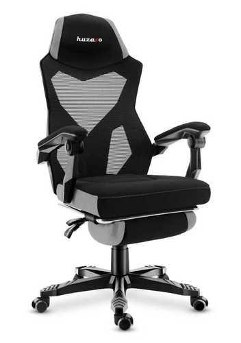 Rendkívül kényelmes HZ-Combat 3.0 Grey játék szék