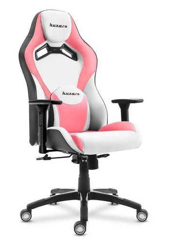 Rendkívül kényelmes játék szék HZ-Force 7.3 Pink