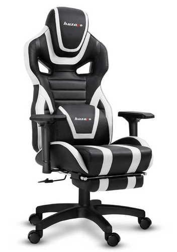 Rendkívül kényelmes játék szék HZ-Force 7.5 Fehér