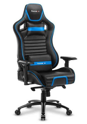Nagyon kényelmes játék szék HZ-Force 8.2 kék