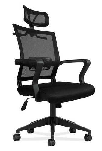 MA-Manager 2.5 Fekete irodai szék
