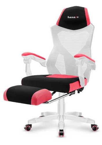 Az ultrakényelmes HUZARO COMBAT 3.0 Pink Gaming Fotel