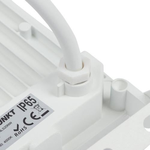 Blaupunkt LED fényvető Strongbeam 20W IP65, természetes színű