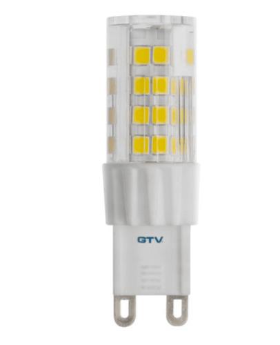 GTV LED G9 5W 3000K izzó