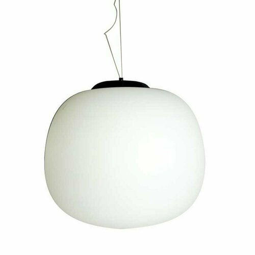 Függő lámpa LUCIDUM BALL fehér 36 cm