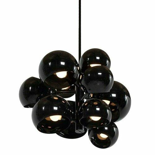 Függő lámpa ASTRONOMY-11 55 cm fekete