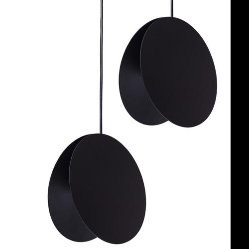 Függő lámpa PILLS S fekete 23 cm