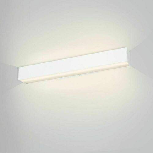 Lineáris fali lámpa fel / le LUPINUS / K SQ UP D 115 L-2620 DP távolsággal