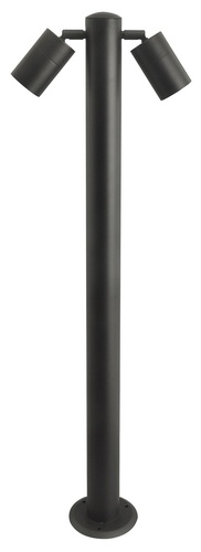 Kerti lámpa Azzardo ROLF 2 900 BK
